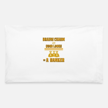 Occupy Banker Accountant Bank Money Finances Gift - Pillowcase