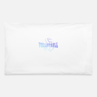 Date Of Birth Volleyball - Pillowcase 32'' x 20''