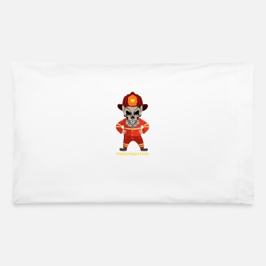 Specific Age Firefighter - Pillowcase 32'' x 20''