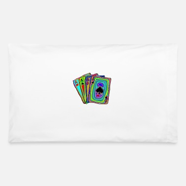 Ace aces - Pillowcase 32'' x 20''
