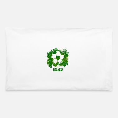 Football Game football 44 F - Pillowcase 32'' x 20''