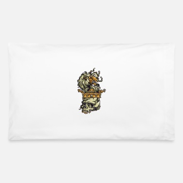 Coat Of Arms Lion Family Coat of Arms - Pillowcase 32'' x 20''