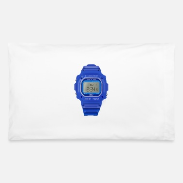 Statistics Digital watch - Pillowcase 32'' x 20''