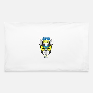 Hero super hero dog 01 - Pillowcase 32'' x 20''