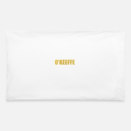 Typography Pillow Cases - Okeeffe... Inspirational Fashion - Pillowcase 32'' x 20'' white