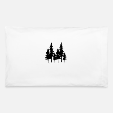 Trees trees - Pillowcase 32'' x 20''