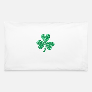 Shamrock Shamrocks in a shamrock - Pillowcase 32'' x 20''
