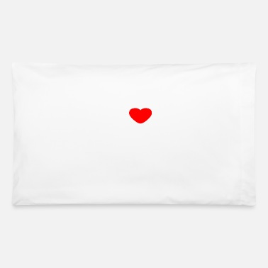 Zermatt I LOVE ZERMATT - Pillowcase 32'' x 20''