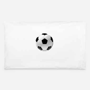 Ball Sport football realistic ball sport - Pillowcase 32'' x 20''