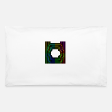 Electrical Line Electric Lines - Pillowcase 32'' x 20''