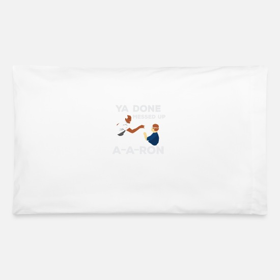 Trump Pillow Cases - Yo Done A-A Funny - Pillowcase 32'' x 20'' white