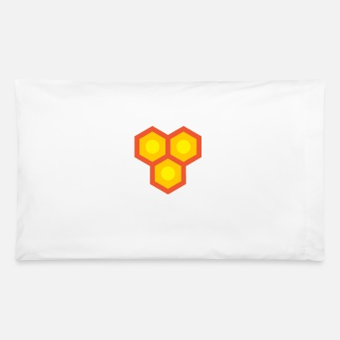 Honeycomb Honeycomb - Pillowcase 32'' x 20''