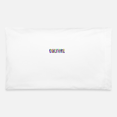 Culture CULTURE - Pillowcase 32'' x 20''