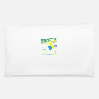 Couples Radioactive Mega Gym - Pillowcase
