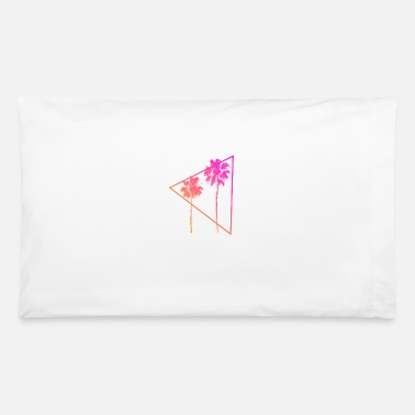 Trees Neon Palm Trees - Pillowcase 32'' x 20''