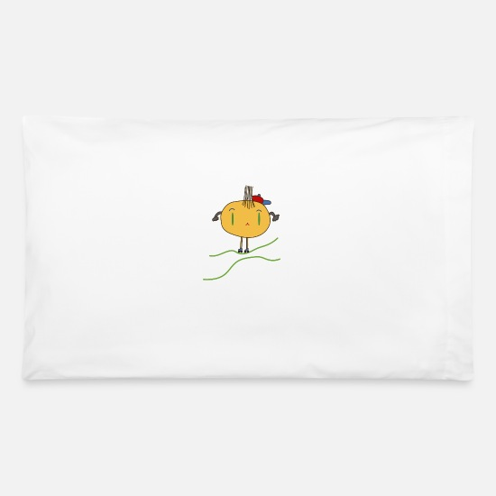 Humor Pillow Cases - Nos vamos de paseo - Pillowcase 32'' x 20'' white