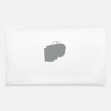 Cable Car Cable Car - Pillowcase 32'' x 20''