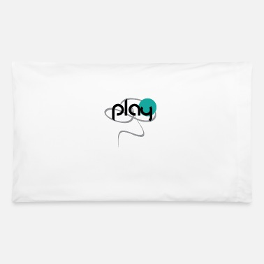 Playing play - Pillowcase