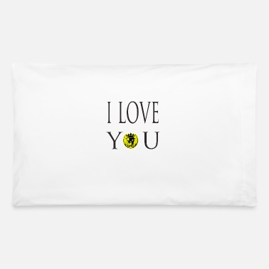 Animal Lover ANIMAL LOVERS - Pillowcase 32'' x 20''
