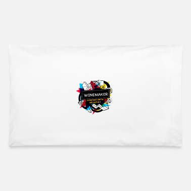 Winemaker WINEMAKER - Pillowcase 32'' x 20''