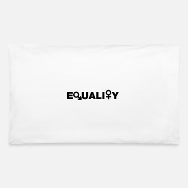 Equalizer equality - Pillowcase 32'' x 20''