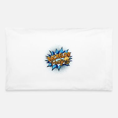 Wedding Party Junggesellenabschied Bachelor Party Team - Pillowcase 32'' x 20''
