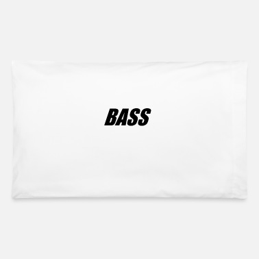 Bass BASS - Pillowcase 32'' x 20''
