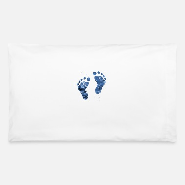 Baby Feet Baby feet - Pillowcase 32'' x 20''