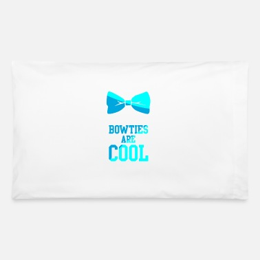 Bowties Bowties Are Cool - Pillowcase 32'' x 20''