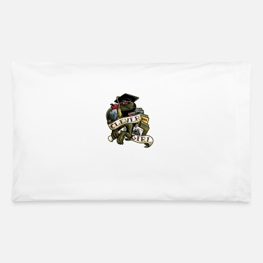 Clever Clever Girl - Pillowcase 32'' x 20''