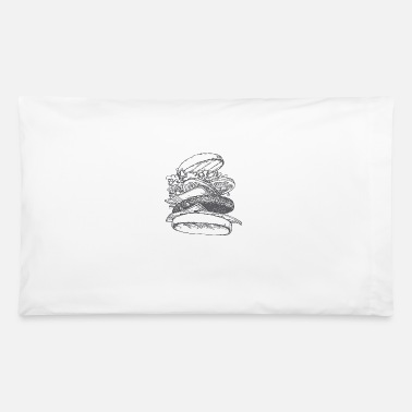 Hunger Burger - Pillowcase
