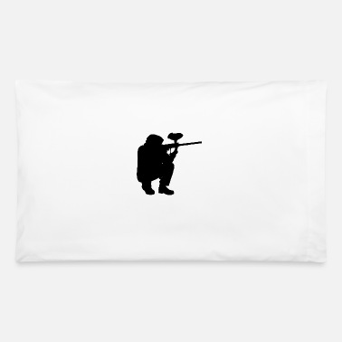 Speedball Paintball Gotcha Funsport Airsoft Softair Airgun - Pillowcase 32'' x 20''
