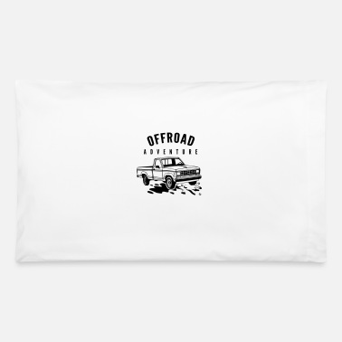 Adventure Offroad Adventure - Pillowcase 32'' x 20''