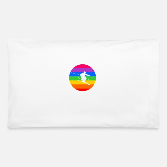 New Pillow Cases - freerider - Pillowcase 32'' x 20'' white