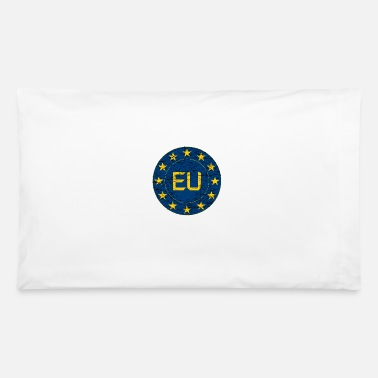 Eu Flag of EU - Pillowcase