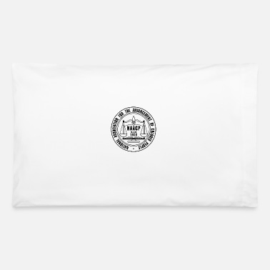 naacp logo png transparent - Pillowcase 32'' x 20''