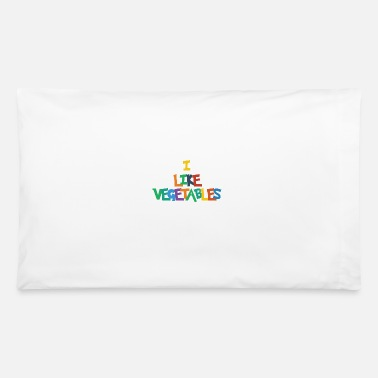 Vegetable vegetables - Pillowcase 32'' x 20''