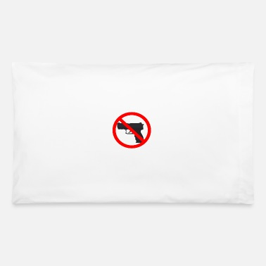 Gun Control gun control - Pillowcase 32'' x 20''