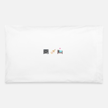 Fan Sex soccer tequila sex yeah - Pillowcase 32'' x 20''