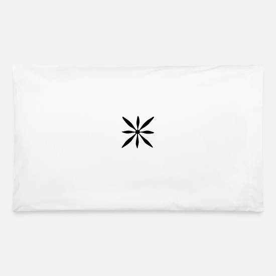 Stylish Pillow Cases - Motive - Pillowcase 32'' x 20'' white