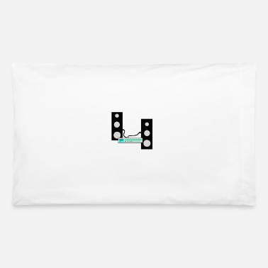 Music Is Life hit music - Pillowcase 32'' x 20''