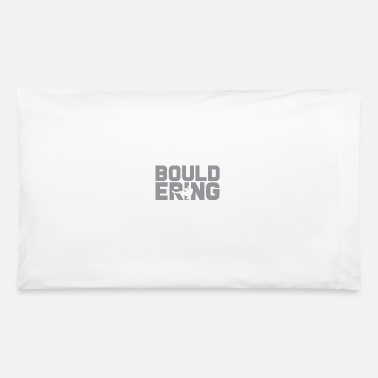 Boulder Bouldering - Pillowcase 32'' x 20''
