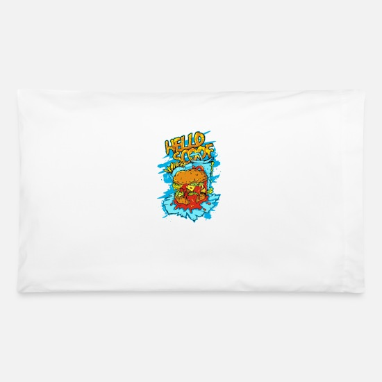 Delivery Pillow Cases - delivery services - Pillowcase 32'' x 20'' white