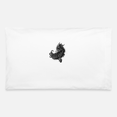 Medieval Medieval Bird - Pillowcase 32'' x 20''