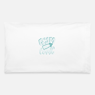 Funny Crossfit Crossfit tonic funny - Pillowcase 32'' x 20''
