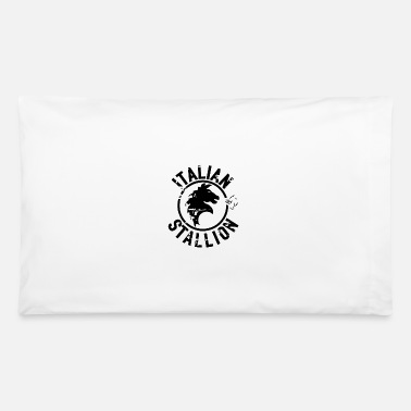 Stallion Rocky Balboa Italian Stallion - Pillowcase 32'' x 20''