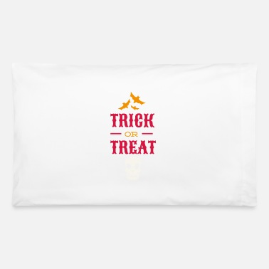 Treats trick or treat - Pillowcase 32'' x 20''