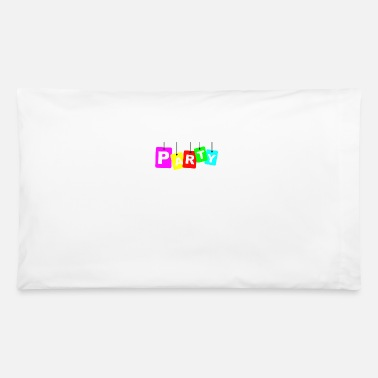 Party party party - Pillowcase 32'' x 20''