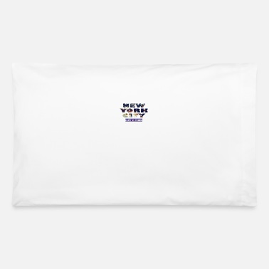 New York City New York City - City Of Dreams - Pillowcase 32'' x 20''