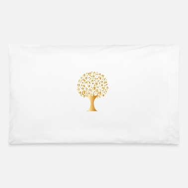 Luxury Luxury Tree - Pillowcase 32'' x 20''